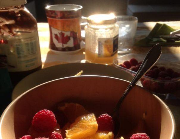 Colazione Breakfast Taccu Maccu
